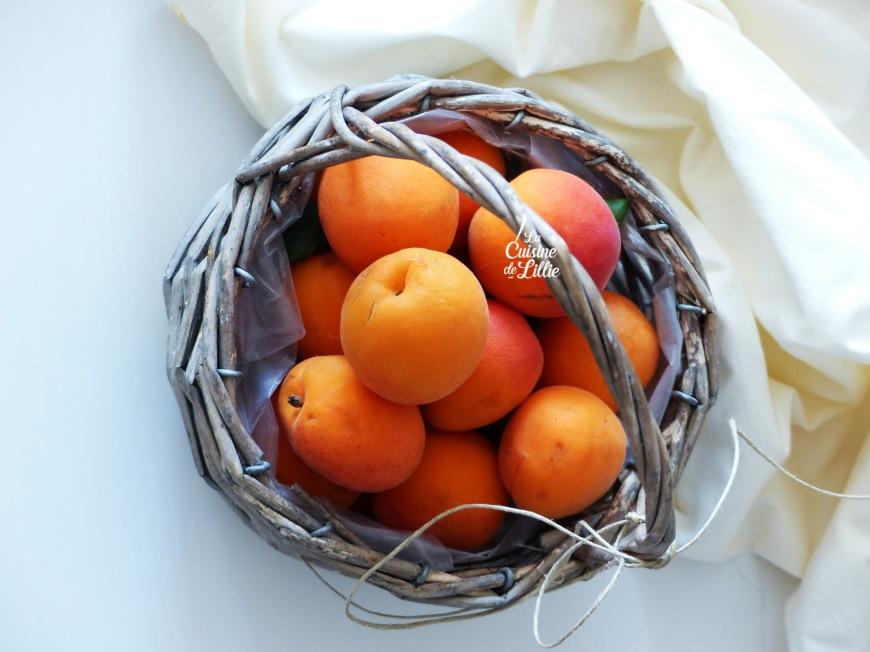 Clafoutis aux abricots et amandes 8